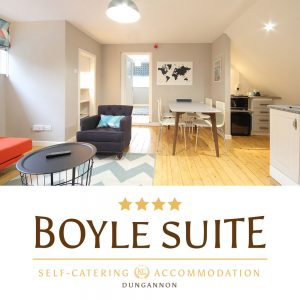 Boyle Apartment Suite Self Catering Accommodations