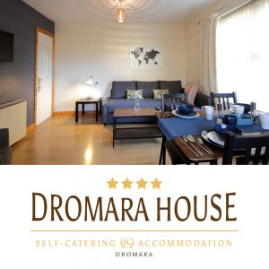 Dromara House - Self Catering Accommodation Northern Ireland