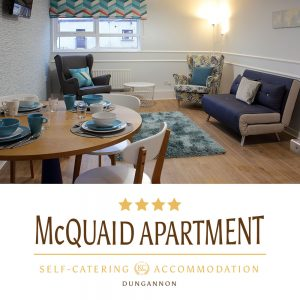 McQuaid Apartment Suite Self-Catering Accommodations