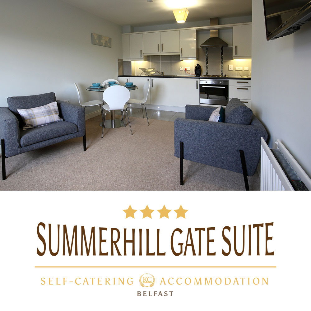 Summerhill Gate - Holiday Rental Dungannon, Self-Catering Accommodation