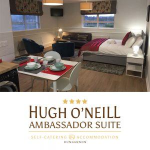 Hugh O'Neill Ambassador Suite - Holiday Rental Dungannon